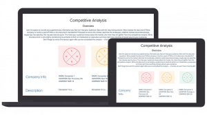 Competitive analysis template & examples