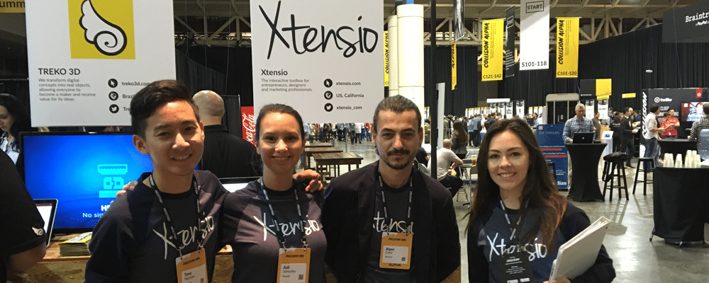 America's tech Conference and Xtensio