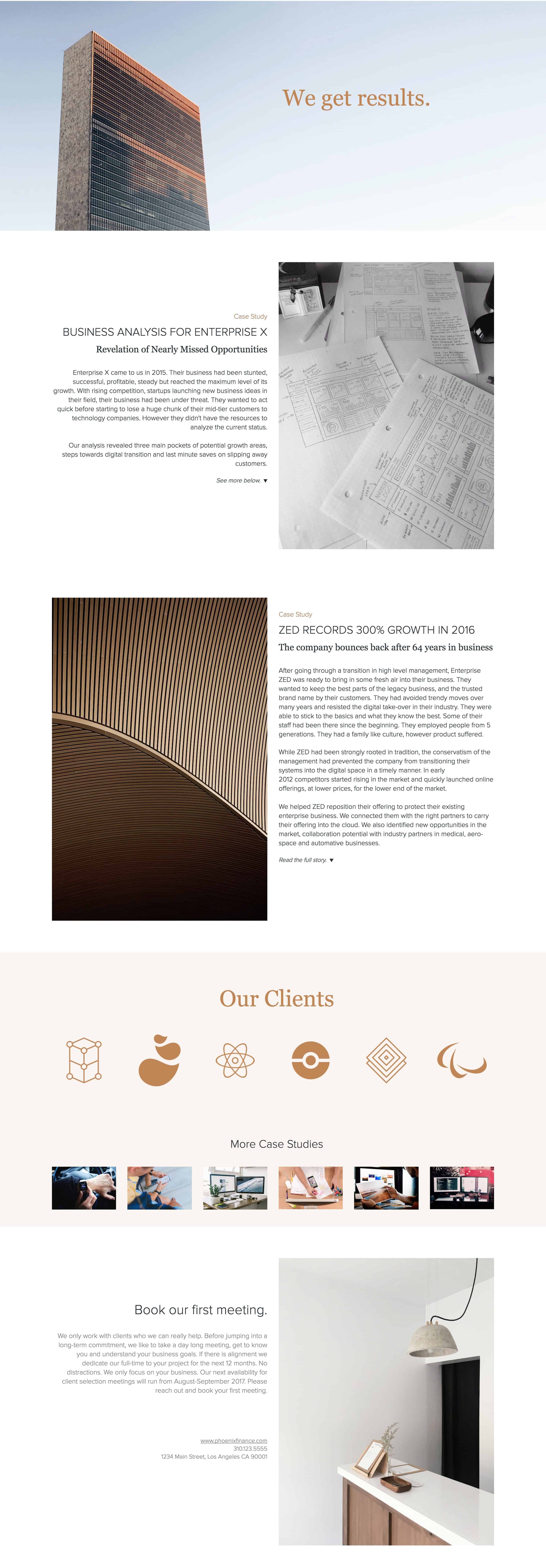 Consulting Services Proposal by Xtensio Its free – Proposal Layouts