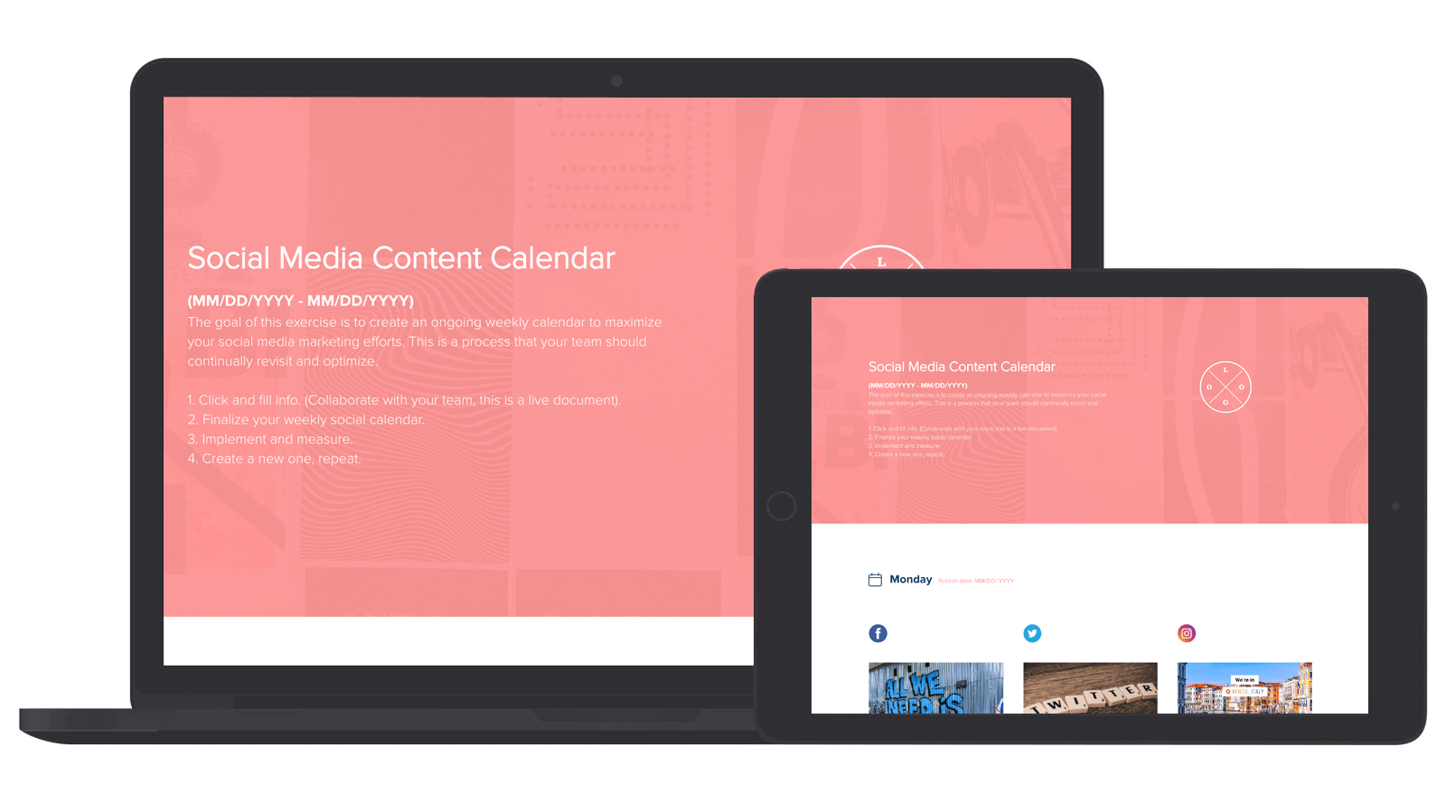 New Resource: How-to Create a Social Media Content Calendar